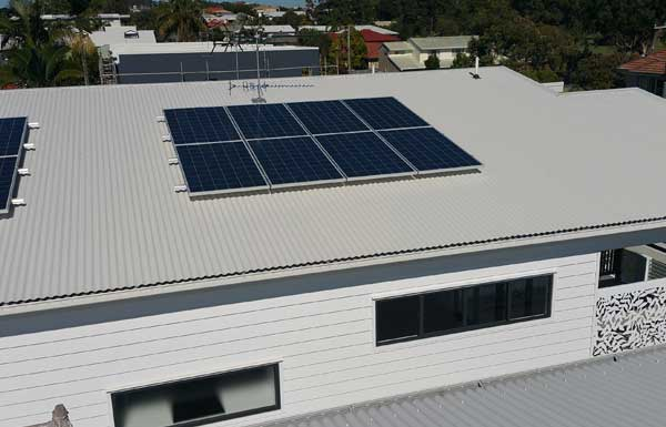 Solar Brisbane Installation Commercial Service Repair
